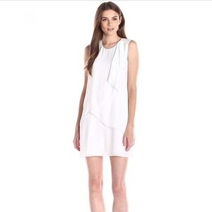 NWOT BCBG MAX AZRIA asymmetrical goddess dress